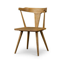 Sandy Oak Finish Ripley Dining Chair