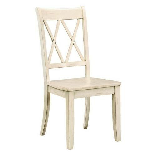 Gallery - Side Chair, White