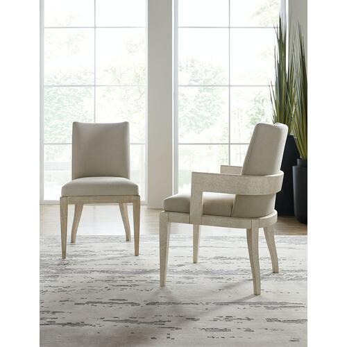Dining Room Cascade Upholstered Side Chair 2 per carton/price ea