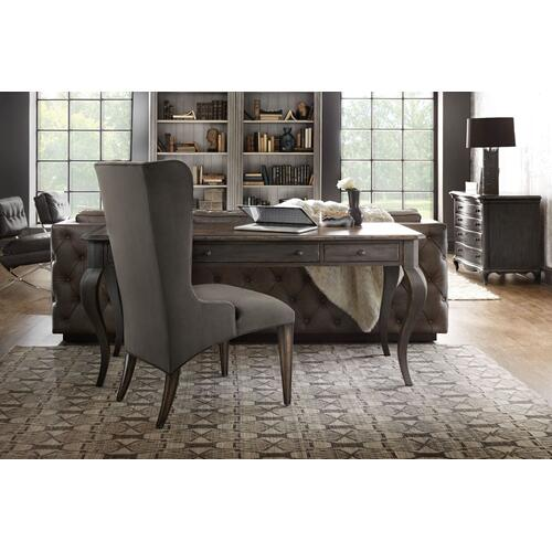 Dining Room Arabella Upholstered Host Chair - 2 per carton/price ea
