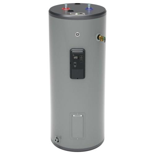 GE Appliances - GE® Smart 30 Gallon Tall Electric Water Heater