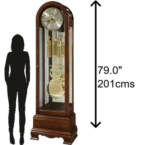 Howard Miller Jasper Grandfather Clock 611204