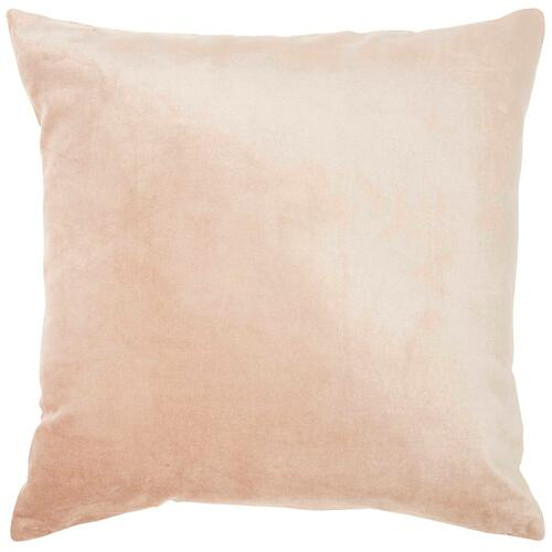 "Luminescence Ac220 Rose Gold 18"" X 18"" Throw Pillow"