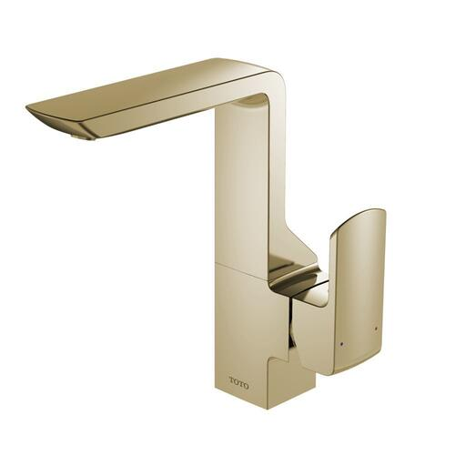 GR Side Handle Faucet -1.2 GPM - Polished French Gold MTO