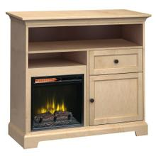 See Details - FT46E Extra Tall Fireplace Custom TV Console