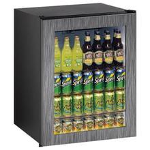 """See Details - 24"""" Refrigerator With Integrated Frame Finish (115 V/60 Hz Volts /60 Hz Hz)"""
