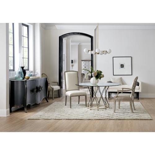 Hooker Furniture - Sanctuary Cambre Side Chair - 2 per carton/price ea