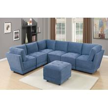 7-pcs Modular Sectional