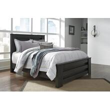 Brinxton - Charcoal 3 Piece Bed (Queen)