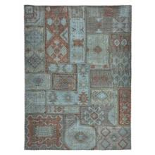 View Product - Patchwork Kilim Lagoon 8x10