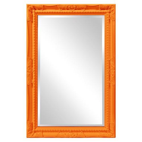 Howard Elliott - Queen Ann Mirror - Glossy Orange