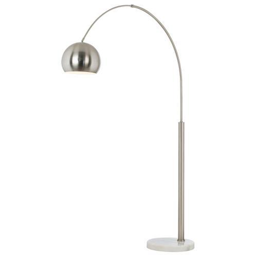 Pacific Coast Lighting - Basque Floor Arc Lamp-nickel (85-2315-99)