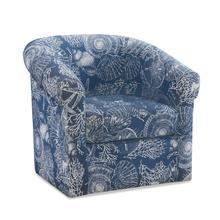 Adella Swivel Club Chair