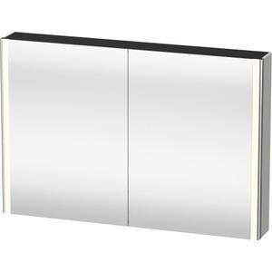 Mirror Cabinet, Concrete Gray Matte (decor)