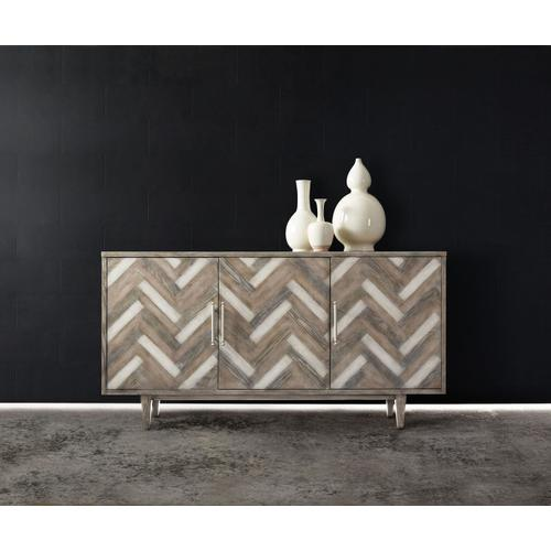 Living Room Melange Natural Beauty Credenza