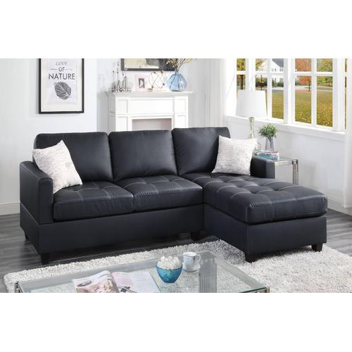 2-pcs Sectional Sofa Set