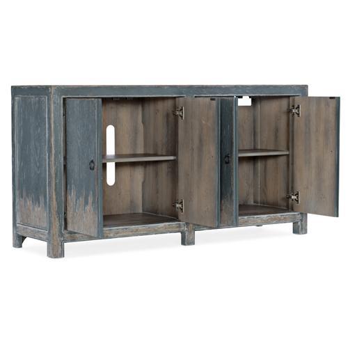 Hooker Furniture - Boheme Four Door Media Console