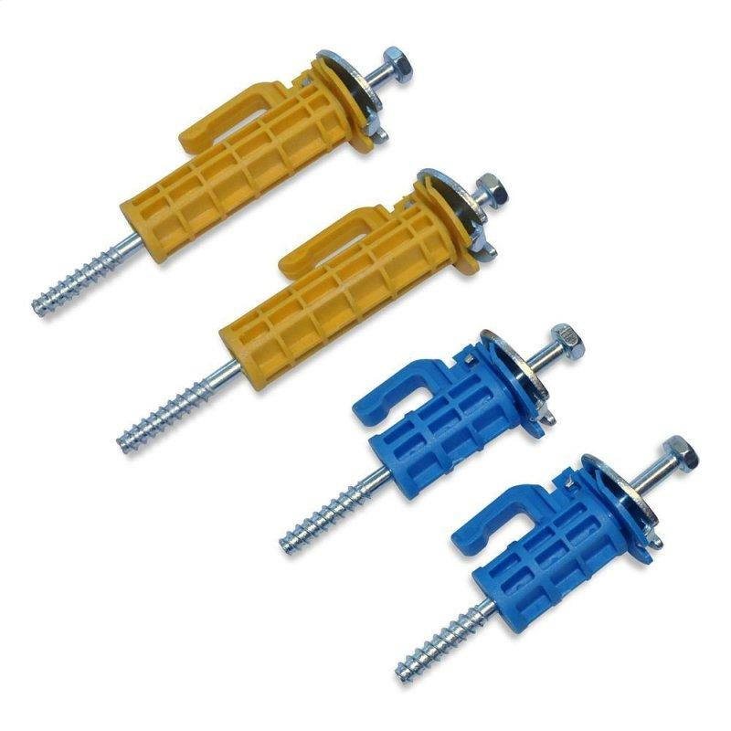 Front Load Washer Shipping Bolt Kit