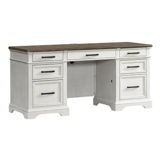 See Details - Drake Executive Desk
