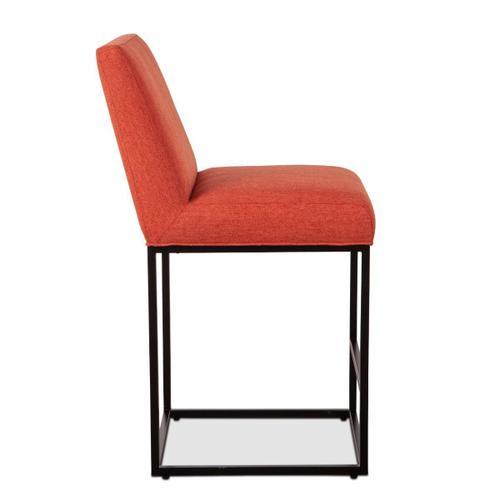 Renegade Aperol Spritz Linen Counter Chair