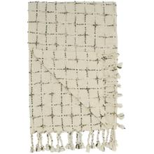 See Details - Life Styles Gt119 Natural 50 X 60 Throw Blanket