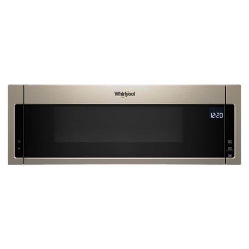 1.1 cu. ft. Low Profile Microwave Hood Combination Sunset Bronze