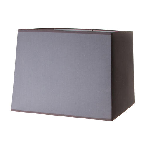 Rectangular Lamp Shade Gray 194t