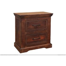 See Details - 2 Drawer Nightstand