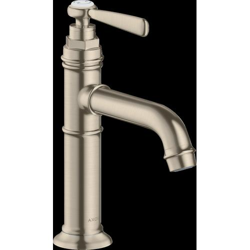 AXOR - Brushed Nickel Single-Hole Faucet 100, 1.2 GPM