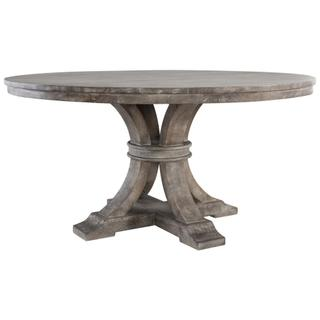 Athena Round Pedestal Dining Table 60""
