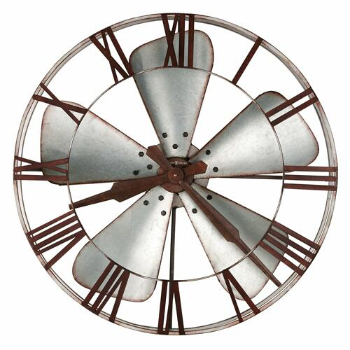 Howard Miller Mill Shop Oversized Gallery Wall Clock 625723