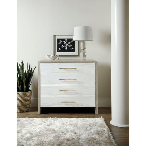 Bedroom Cascade Four-Drawer Bachelor Chest