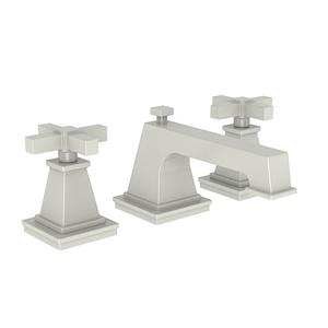 Biscuit Widespread Lavatory Faucet