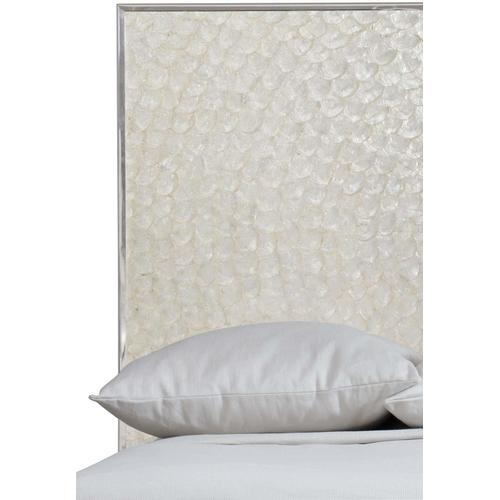King-Sized Helios Capiz Shell Bed