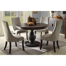 See Details - 5PC Round Dining Set