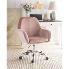 DUSKY ROSE OFFICE CHAIR