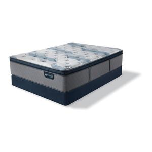 SertaiComfort Hybrid - Blue Fusion 300 - Plush - Pillow Top - Queen