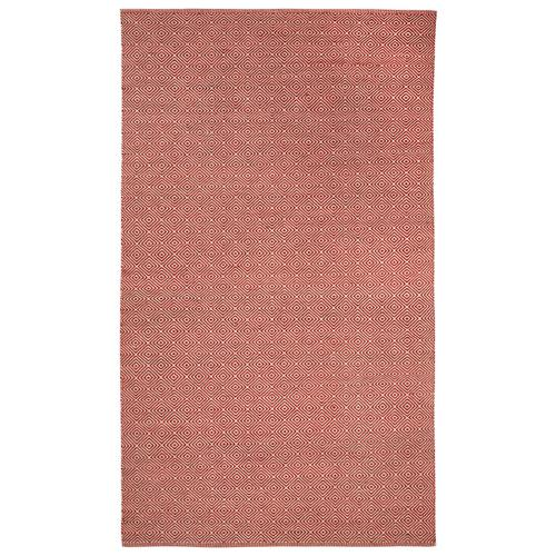 Naples Red Flat Woven Rugs