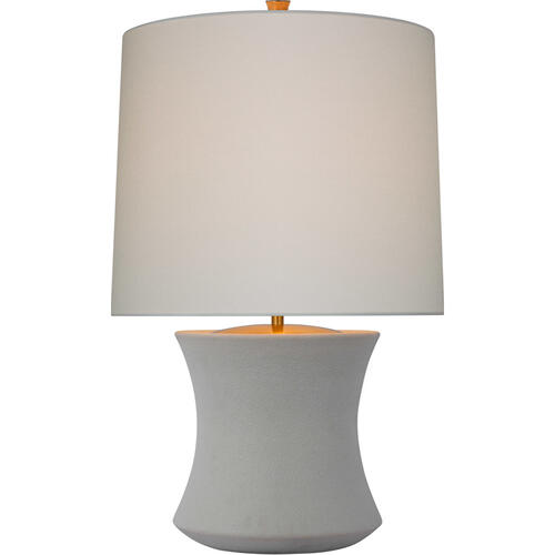 AERIN Marella 28 inch 15.00 watt Porous White Accent Lamp Portable Light