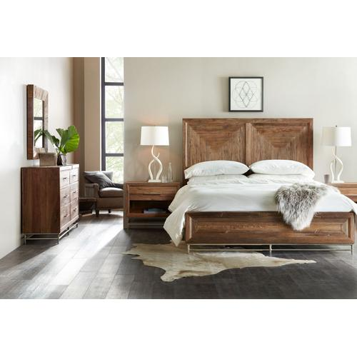 Bedroom L'Usine 6/0 & 6/6 Panel Headboard