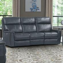 View Product - REED - INDIGO Power Sofa