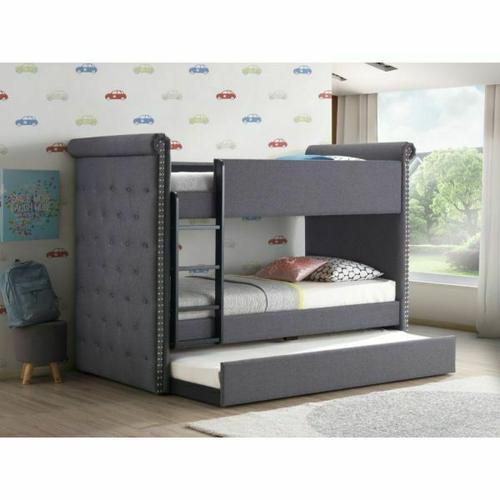 Acme Furniture Inc - Romana II Twin/Twin Bunk Bed & Trundle