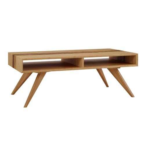 Greenington Fine Bamboo Furniture - Azara Coffee Table, Caramelized
