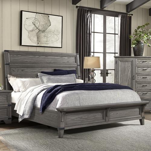 Intercon Furniture - Forge Standard Chest