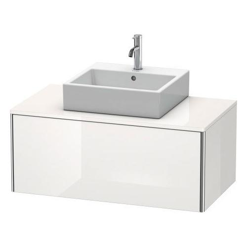Duravit - Vanity Unit For Console Wall-mounted, White High Gloss (lacquer)