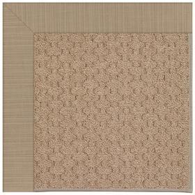 "Creative Concepts-Grassy Mtn. Dupione Sand - Rectangle - 24"" x 36"""
