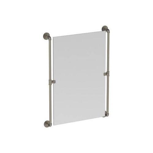 "Wall Mounted 24"" X 36"" Rectangular Pivot Mirror"