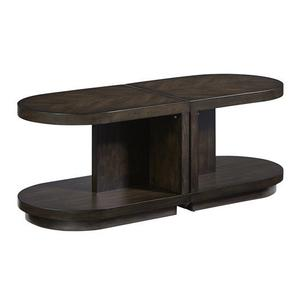 Bunching Cocktail Table (1/Ctn) - Sepia Finish