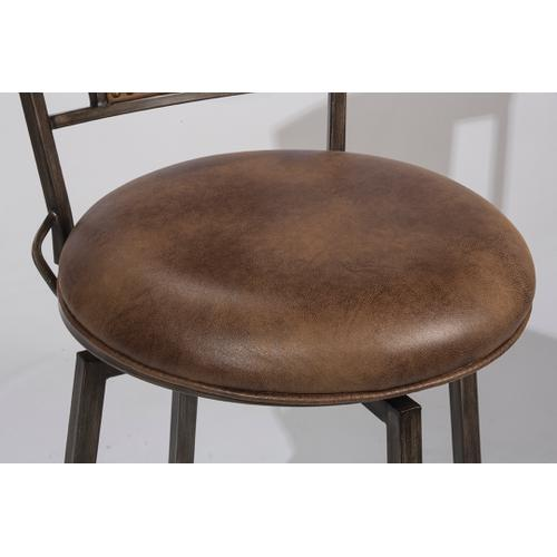 Product Image - Danforth Commercial Grade Swivel Counter Stool