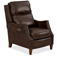 Living Room Weir PWR Recliner w/PWR Headrest/Lumbar